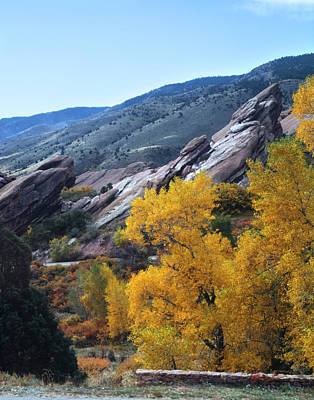 Wow Photograph - Colorado Red Rocks by Jerry McElroy