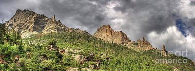 Photograph - Colorado Ridgeway by Pete Hellmann