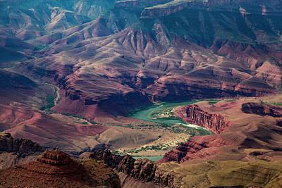 Photograph - Colorado River by Chris M
