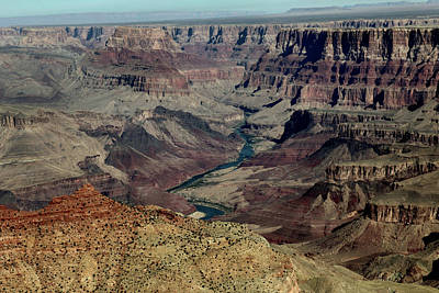 Photograph - Colorado River, Grand Canyon by Joseph G Holland