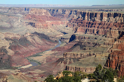 Photograph - Colorado River In Grand Canyon  National Park  by Pierre Leclerc Photography