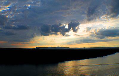 Fender Photograph - Colorado River In Texas No1 by Sandi Fender