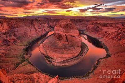 Photograph - Colorado River Landscape by Adam Jewell