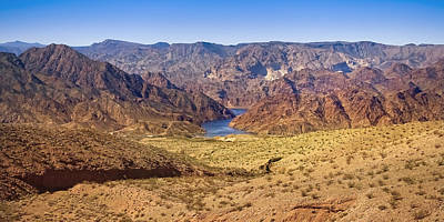Photograph - Colorado River by Lutz Baar