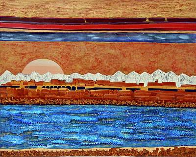Painting - Colorado River by Richard Van Vliet