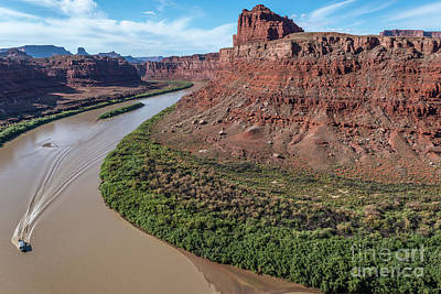 Photograph - Colorado River by Sharon Seaward