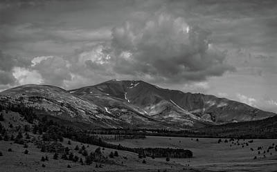 Photograph - Colorado Rocky Mountain National Park 2 by Ray Van Gundy