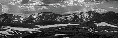 Photograph - Colorado Rocky Mountain National Park by Ray Van Gundy