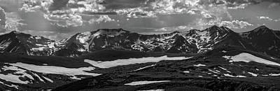 Photograph - Colorado Rocky Mountain National Park by Ray Van Gundy