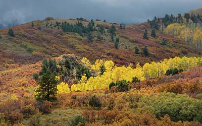 Colorado Plateau Photograph - Colorado September by Joseph Smith