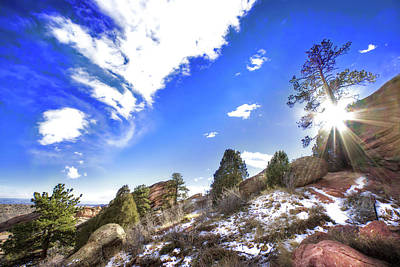Photograph - Colorado Skies by Mark Andrew Thomas