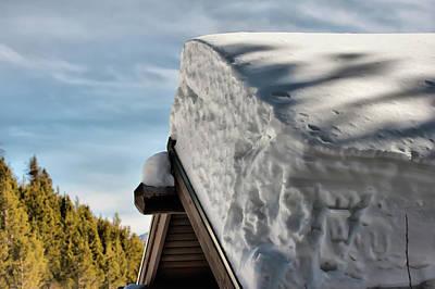 Photograph - Colorado Snow - Rocky Mountain National Park by Gregory Ballos