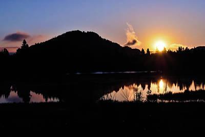 Photograph - Colorado Sunrise - Estes Park - Rocky Mountain National Park by Gregory Ballos