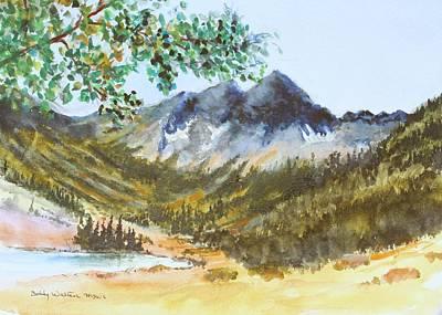 Colorado Wilderness Art Print