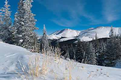 Photograph - Colorado Winter Beauty by Cascade Colors
