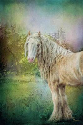 Digital Art - Coloration by Kimberly Stevens