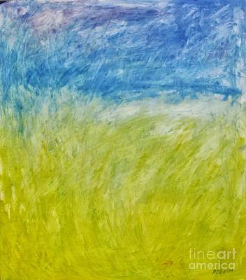 Wall Art - Painting - Colorfield 1 by Debra Link