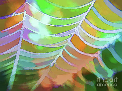 Photograph - Colorful Abstract Art by Kerri Farley