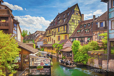 Photograph - Colorful Colmar by JR Photography