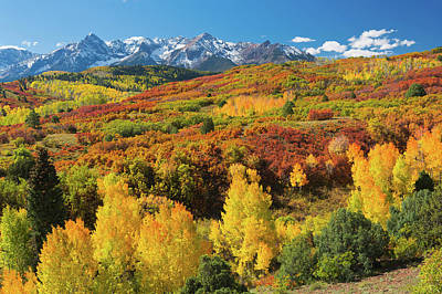 Photograph - Colorful Colorado At It's Best 2 by John Hoffman
