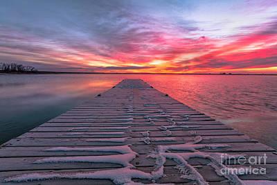 Photograph - Colorful Colorado Sunrise by Ronda Kimbrow