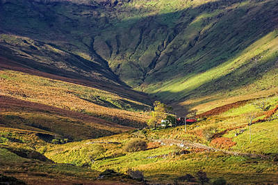 Photograph - Colorful Connemara Landscape In Ireland by Pierre Leclerc Photography