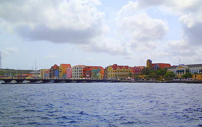 Photograph - Colorful Curacao by Lois Lepisto