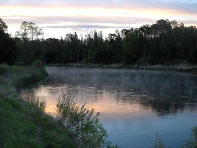 Photograph - Colorful Dawn Reflections by Kent Lorentzen