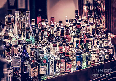 Interiors Photograph - Colorful Display by Claudia M Photography