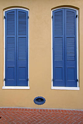 Photograph - Colorful French Quarter by Juergen Roth