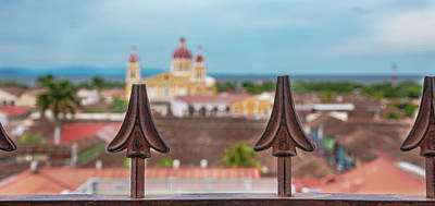Photograph - Colorful Granada II by Michael Santos