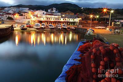 Fun Patterns - Colorful harbour by Gaspar Avila