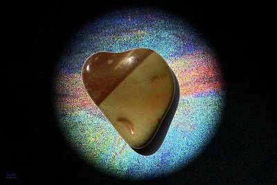 Photograph - Colorful Heart by Augusta Stylianou