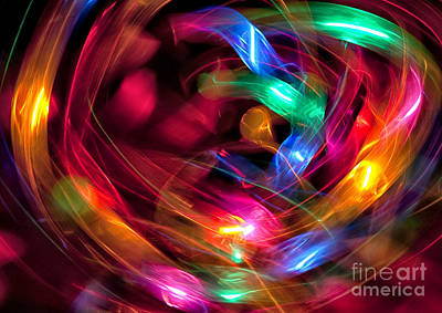 Photograph - Colorful Heart by Patricia Hofmeester
