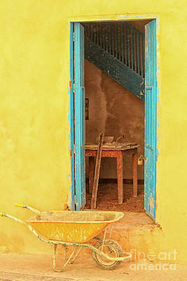 Photograph - Colorful House  by Patricia Hofmeester