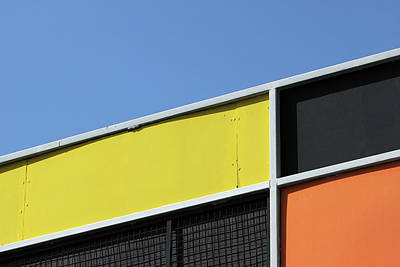 Photograph - Colorful Lookup Minimal 3 by Prakash Ghai