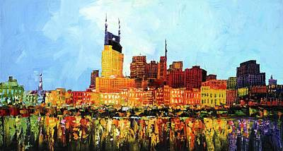 Colorful Nashville Original