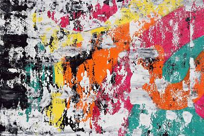 Painting - Colorful Painting 1 by Sumit Mehndiratta
