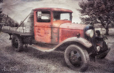 Photograph - Colorful Past by Andrea Platt