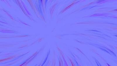 Digital Art - Colorful Periwinkle by Linda Velasquez