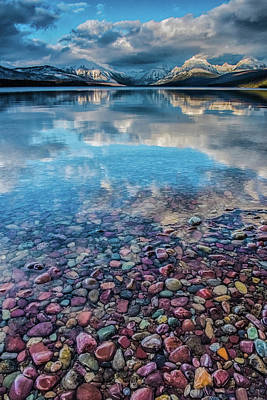 Photograph - Colorful Reflection  by Greg Wyatt
