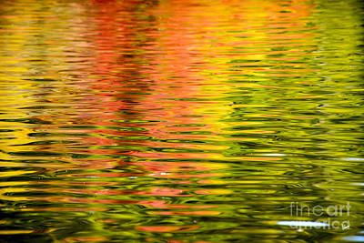 Old Masters Royalty Free Images - Colorful Reflections Royalty-Free Image by Alana Ranney