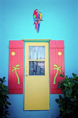 Photograph - Colorful Signs Of The Tropics by Lynn Bauer