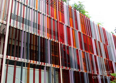 Photograph - Colorful Singapore 6 by Randall Weidner
