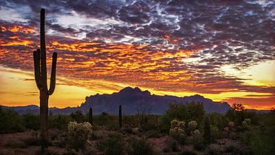 Photograph - Colorful Skies At Sunrise  by Saija Lehtonen