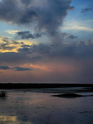 Photograph - Colorful Sky by Charles McKelroy