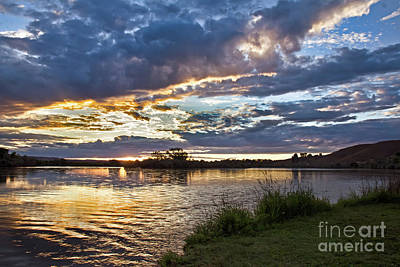 Photograph - Colorful Snake River by Robert Bales