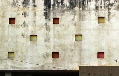 Photograph - Colorful Squares by Prakash Ghai