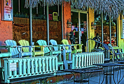Photograph - Colorful Store Front  by Cathy Harper