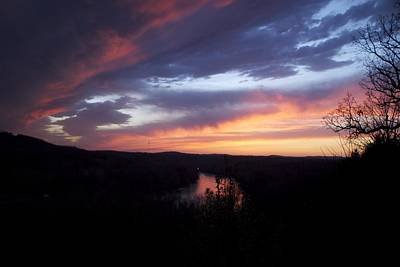 Photograph - Colorful Sunset by Toni Berry